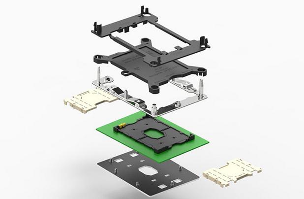 TE Connectivity 推出 LGA 3647 插座产品系列