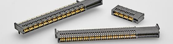 TE Connectivity推出全新MULTI-BEAM卡缘连接器