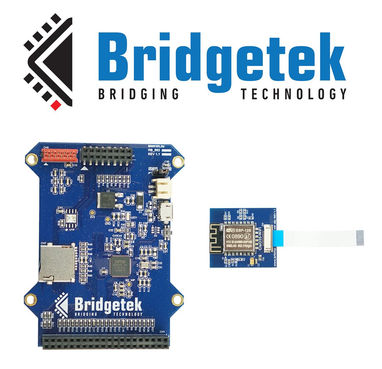 Bridgetek进一步强化其微控制器和显示产品线硬件组合的支持