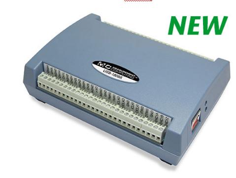 MCC推出高精度同步数据采集卡USB-1808系列