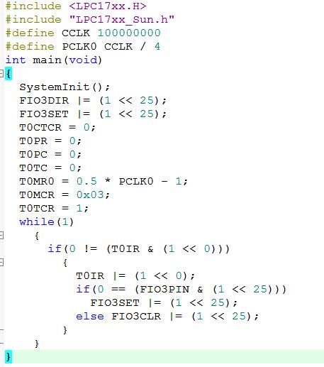 KEIL中逻辑分析仪的使用