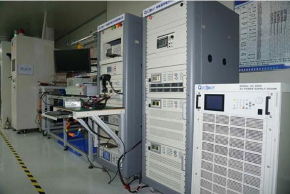 中電瑞華車載OBC&DC-DC自動化測試系統助力車企