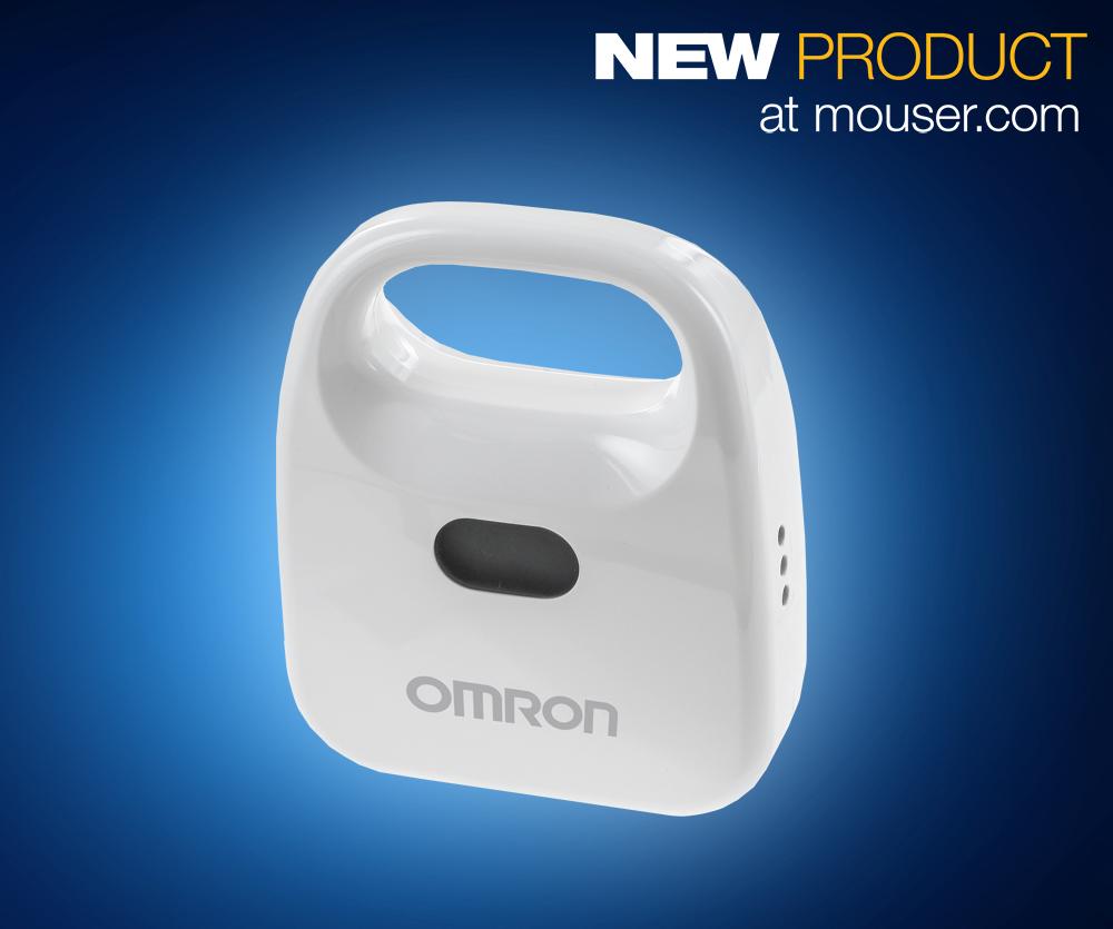 OMRON无线2JCIE-BL01 环境传感器在贸泽开售
