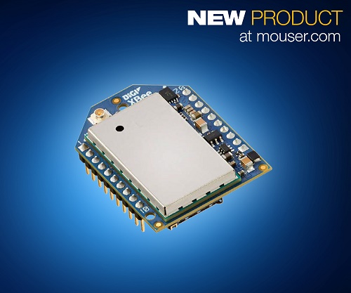Digi XBee Cellular 3G Global嵌入式调制解调器在贸泽开售