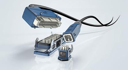 适用于易爆环境的Han连接器满足美国标准