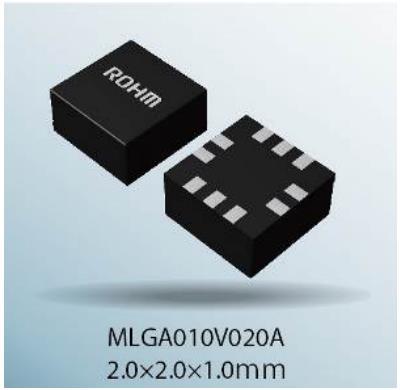 ROHM开发出车辆检测领域地磁传感器(MI传感器)