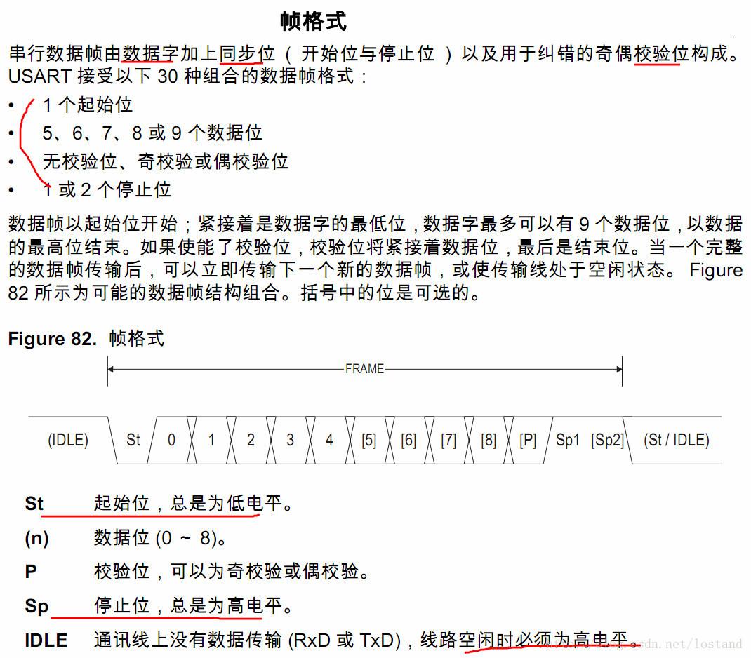 stm8s串口奇偶校验学习笔记