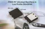 Vishay新款FRED Pt?Ultrafast整流器可提高功率密度并改善热性能