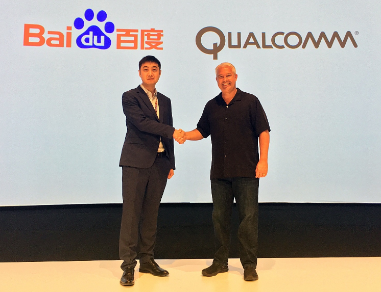 Qualcomm与百度宣布战略合作 支持优化的终端侧人工智能语音