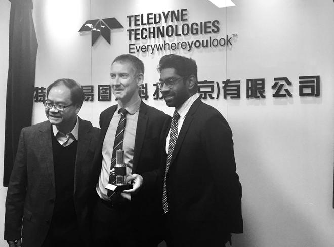 Teledyne e2v扩充北京运营中心,强化亚太地区市场地位
