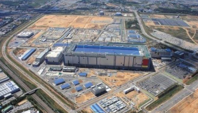 三星擬在韓國建設第二座芯片廠