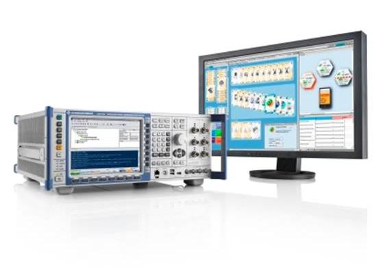 罗德与施瓦茨和金雅拓合作最大限度简化LTE-A无线终端外场测