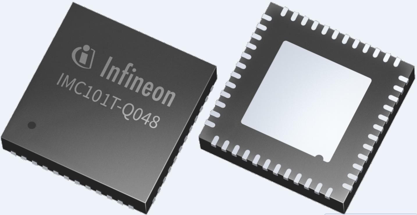 iMOTION™ IMC100:高性能电机控制IC系列