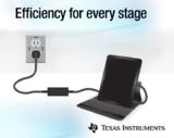 TI推出1MHz有源钳位反激式芯片组和首款6A三级降压电池充电器