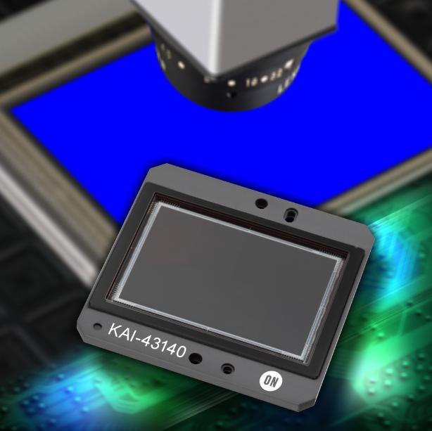 安森美半导体推出最高分辨率的35 mm CCD图像传感器