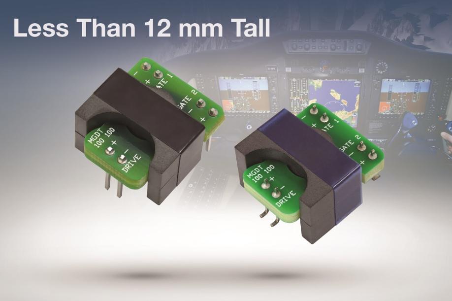 Vishay推出采用平面封装的新款小型栅极驱动变压器