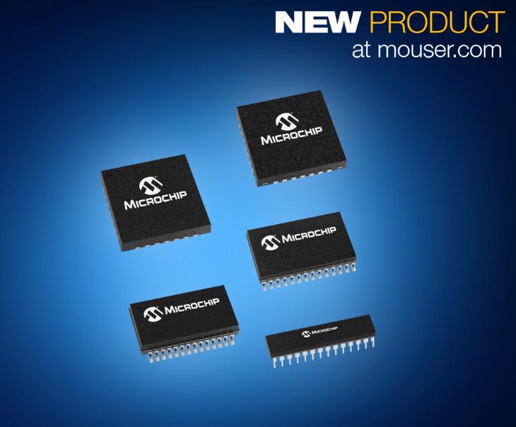 贸泽开售可提升响应速度的Microchip PIC18 K83 MCU
