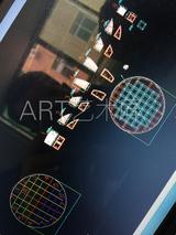 探究法拉利手表造型led圆形屏生产制造过程