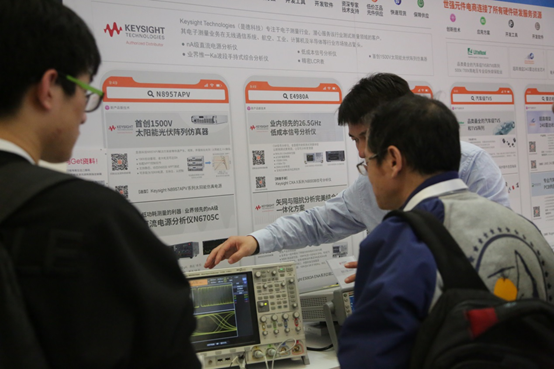 世强在慕展 带来网络分析仪表、低功耗测试等测试测量产品