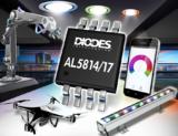 Diodes 公司推出高效率和高准确度的线性 LED 控制器