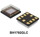 ROHM开发压力和血管年龄测量的高速脉搏传感器BH1792GLC