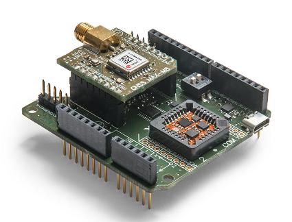 Xsens 全新微型 INS 模块搭配外部 GNSS 接收器