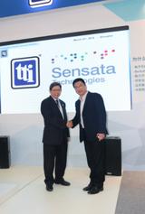 森萨塔科技工业传感器事业部与TTI Asia携手合作