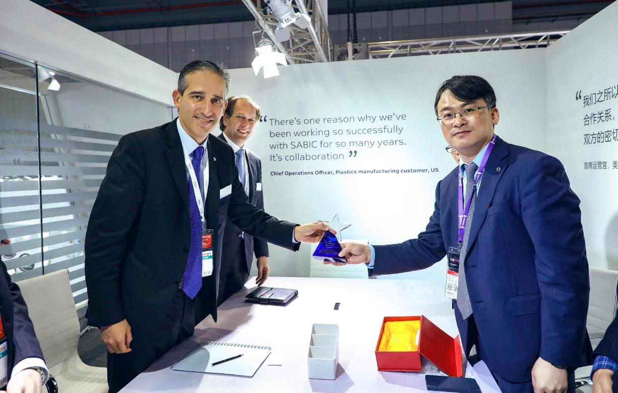 宜诺与SABIC签署年度供应协议 推进电商行业可持续发展