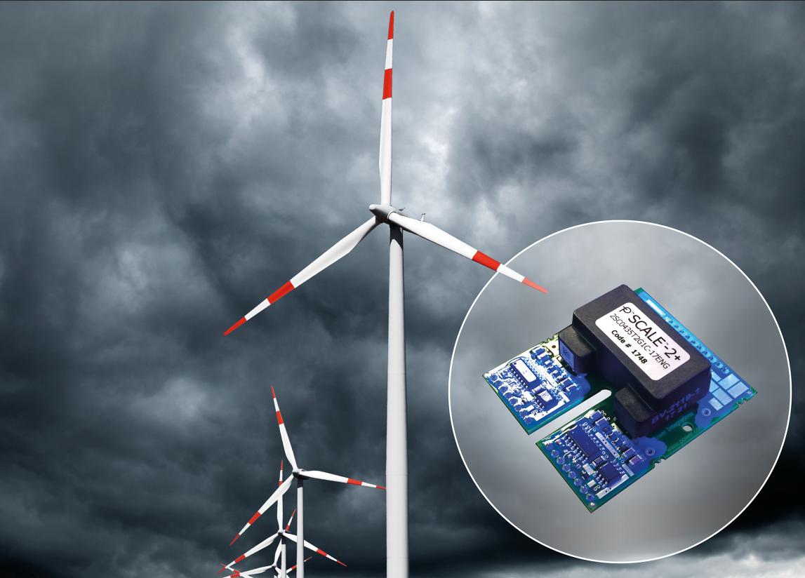 Power Integrations可提供已涂覆三防漆的SCALE门极驱动器