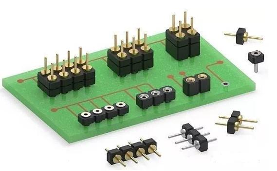 美企推PCB连接插座 应用于军事和医疗设备