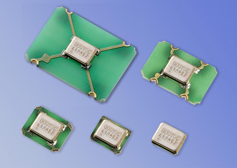 儒卓力最新推出多種尺寸和頻率的Kyocera振蕩器