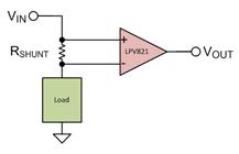 应用毫微功耗运算放大器帮助电流感应