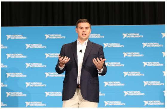 NI市场副总裁Luke:如何通过定制化软件加速到来的未来