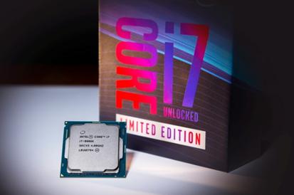 限量版第八代英特尔® 酷睿™ i7-8086K带来顶级游戏体验