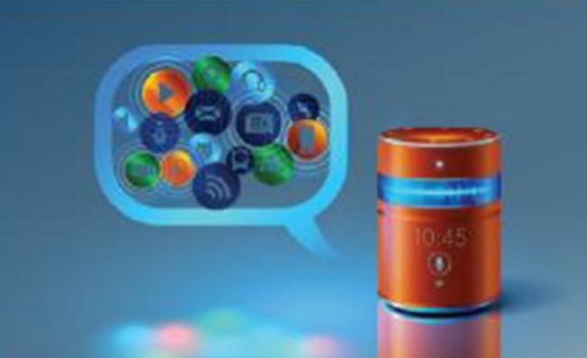 采用电容触控技术简化智能音箱的人机界面