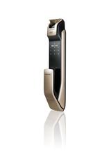 三星SDS推出先进的低功耗蓝牙智能门锁,用户可用手机监控
