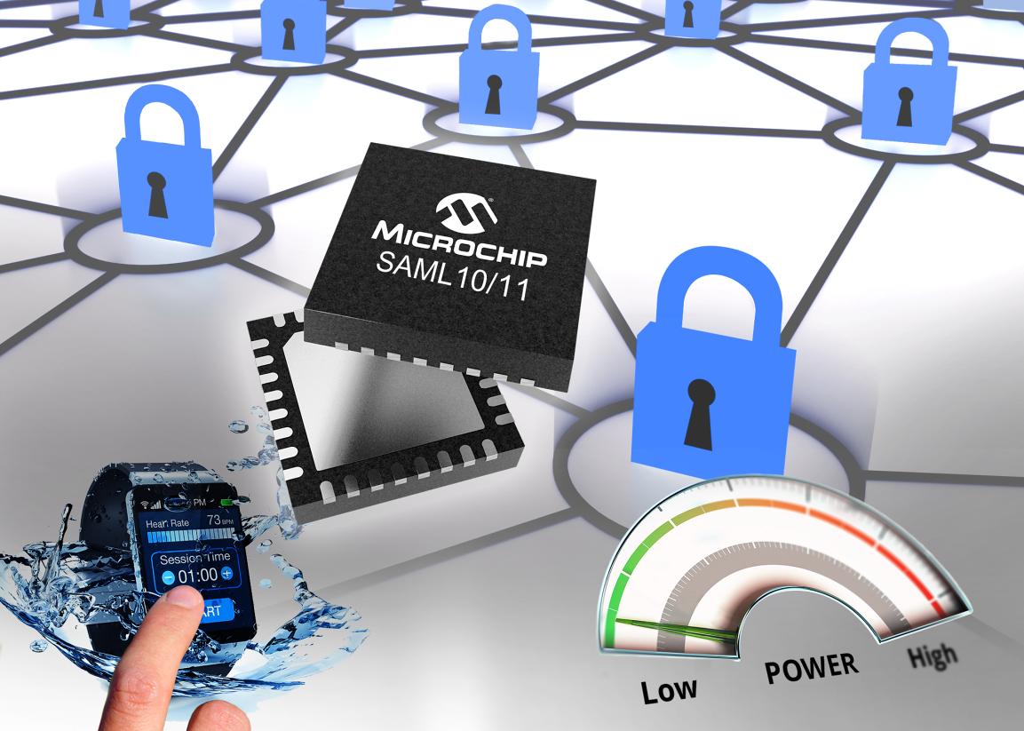采用Arm TrustZone技术的32位MCU打造安全的 IoT终端