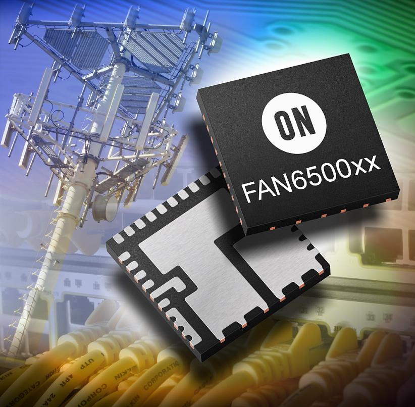 安森美半導體推出新的多芯片模塊PWM降壓穩壓器系列