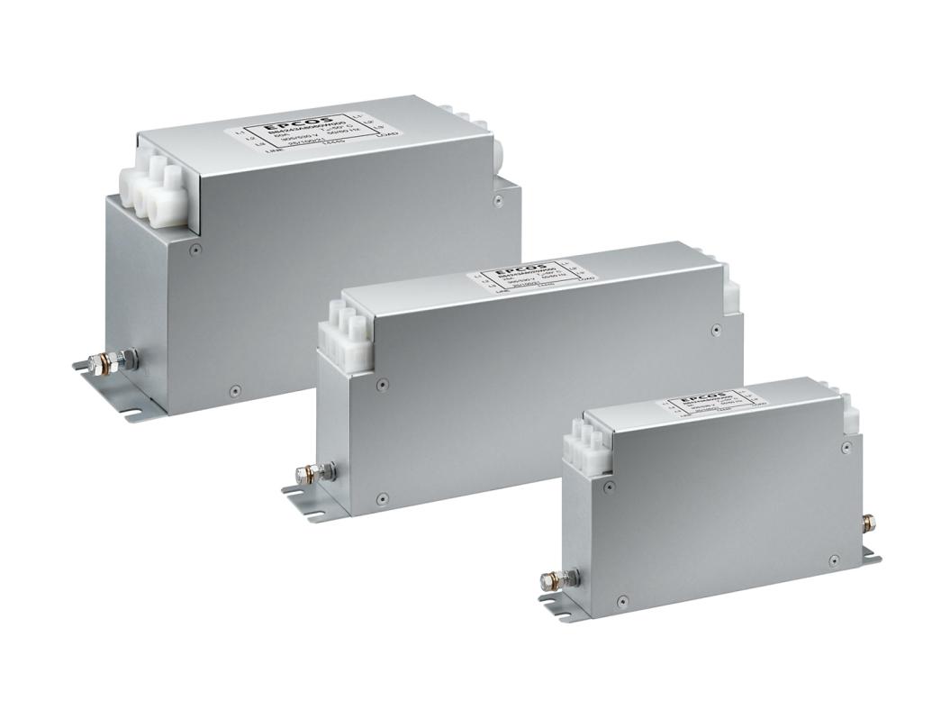 TDK推出紧凑型高性能 3 线 EMC 滤波器