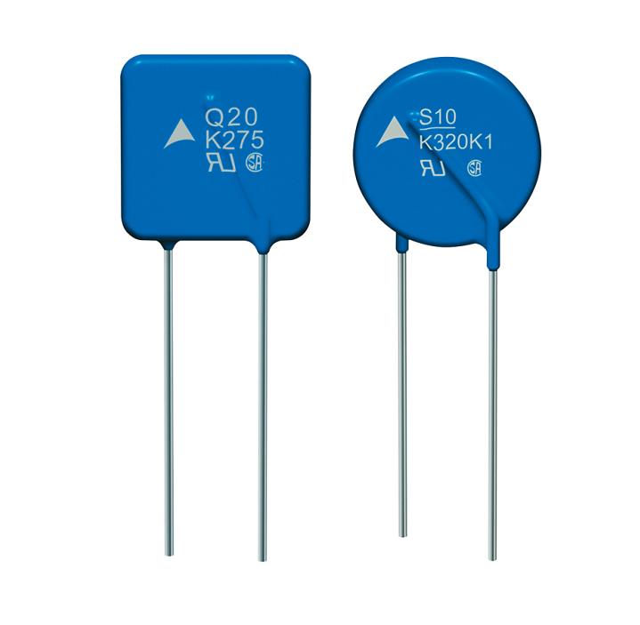 TDK推出工作温度更高的压敏电阻