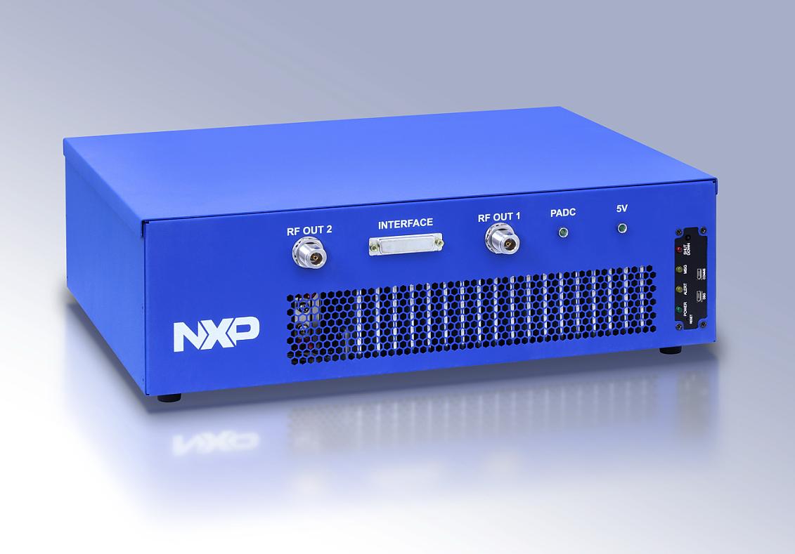 恩智浦RFE系列射频能量系统方案让射频能量得到充分利用