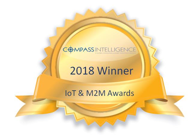 恭喜凌华科技荣获年度最佳边缘计算公司的称号