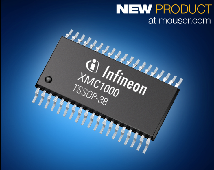 iMOTION™电机控制IC的全新产品系列诞生