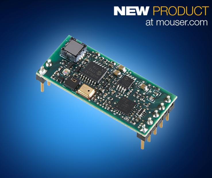 AmbiMate MS4系列传感器模块在贸泽开售