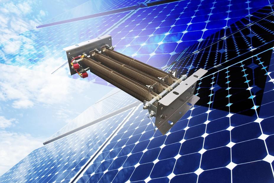 Vishay 推出提供高达8kW的功率的云母栅格电阻器
