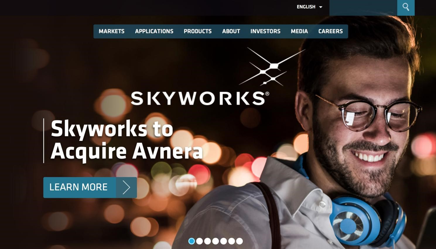 Skyworks 4.05亿美元收购模拟芯片厂商Avnera