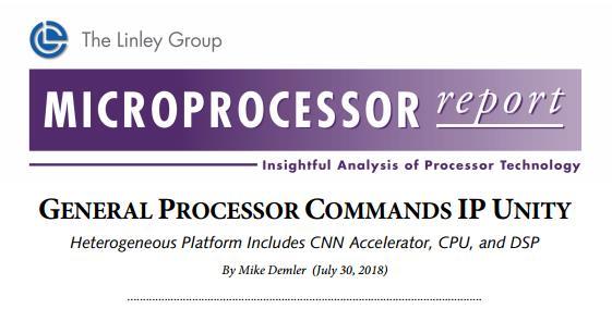 《Microprocessor Report》报道华夏芯