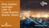 Ahoy Systems 将LoRa技术集成到其智能街灯产品中