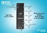 ADI推出 Power by Linear? ADP5138降压型稳压器