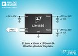 ADI数字电源系统管理功能的双通道 10A μModule 稳压器